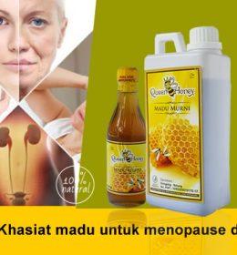 Khasiat madu untuk menopause dini
