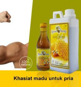 Khasiat madu untuk pria