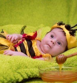 madu untuk bayi baru lahir